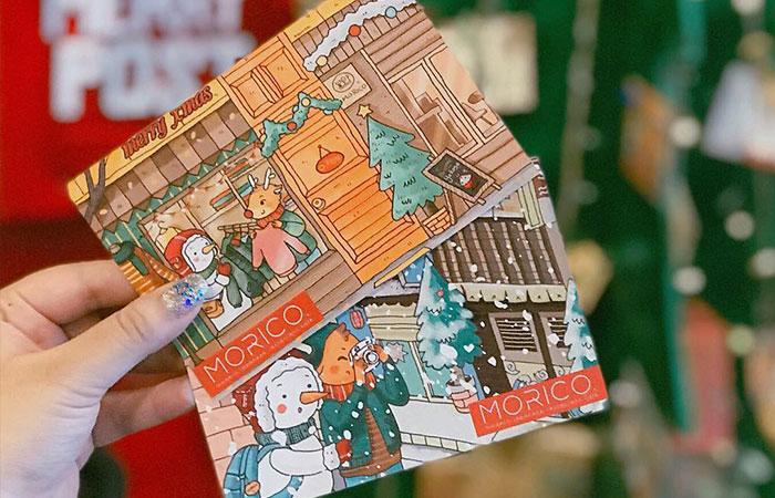Hãy chọn thiết kế bưu ảnh cho phù hợp với ngày lễ kỷ niệm
