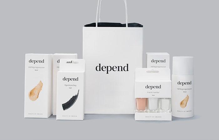 Màu sắc trên túi giấy phải phù hợp và đồng bộ với thương hiệu