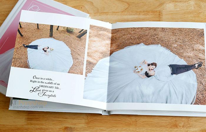Photobook giúp lưu lại những kỷ niệm đẹp