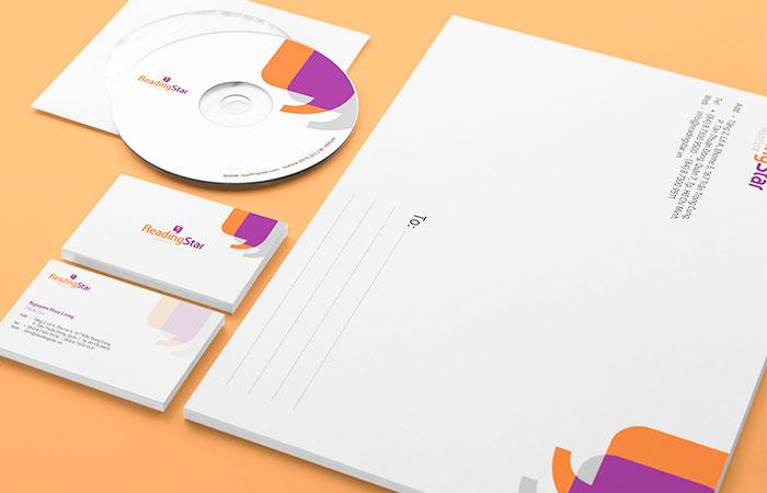 Thiết kế bao thư phục vụ cho công việc kinh doanh, trao đổi thư từ hàng ngày