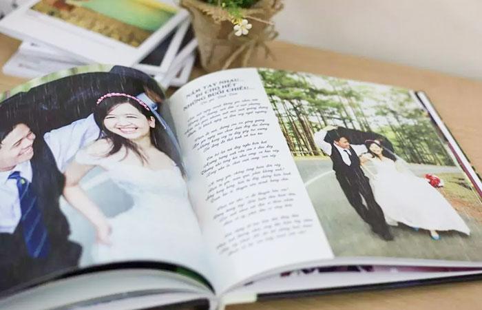 Trước khi xuất in photobook, cần chỉnh sửa file theo hệ màu CMYK để đạt màu in chuẩn nhất