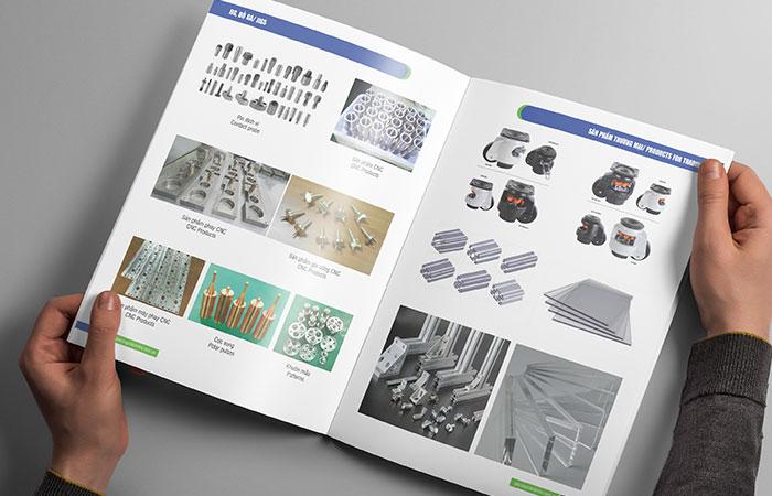 Giấy crystal hiện nay được sử dụng để làm các sản phẩm in ấn