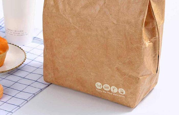 Giấy kraft hiện nay thường dùng làm bao bì, túi đựng sản phẩm