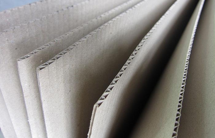 Loại giấy carton 3 lớp là phổ biến nhất