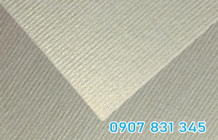 Mẫu giấy mỹ thuật ánh kim sần