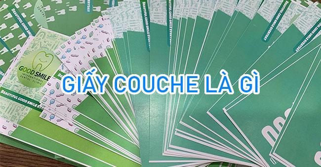 Giấy Couche là gì? Phân biệt giấy C với các loại giấy khác